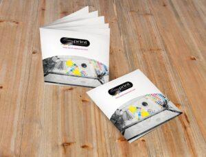 imprimerie imprimeur - Brochure-Sprint-Impression