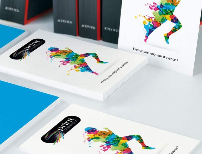 imprimerie imprimeur - Impression flyer/flyers Rouen Sprint Impression