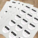 imprimerie imprimeur - Sticker-autocollant-Sprint-Impression